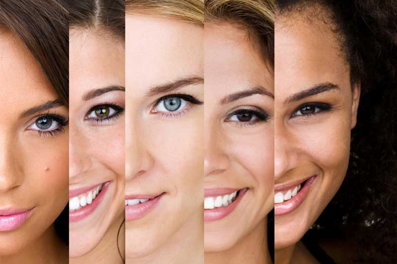 tipovi kože lica