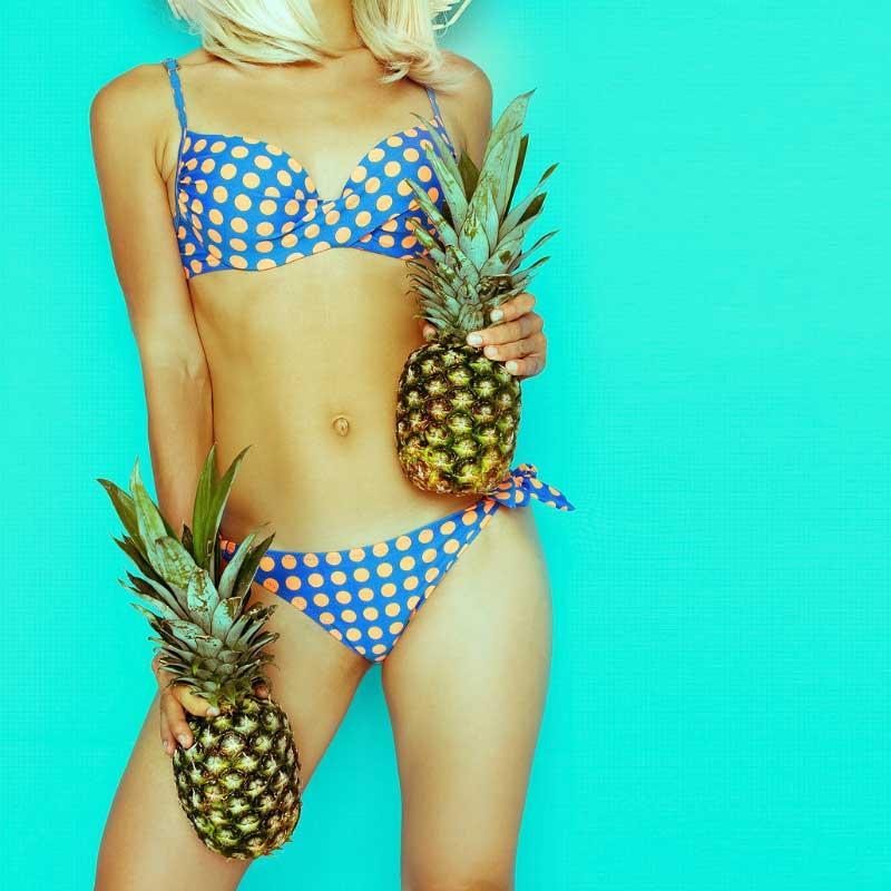 ananas za celulit
