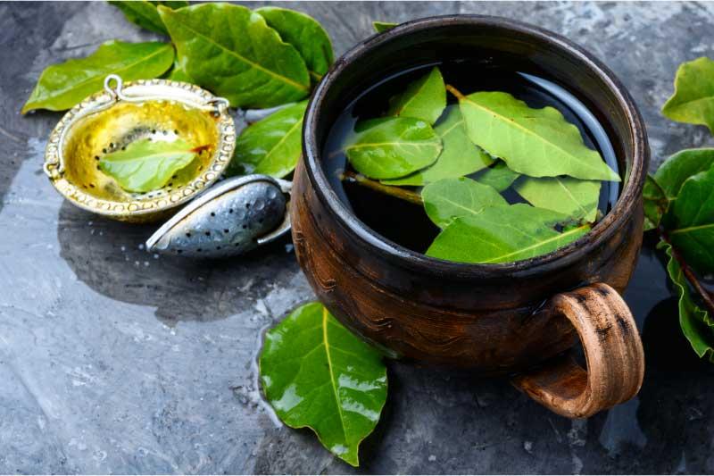 čaj od lovorovog lista za akne